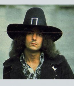 Ritchie Blackmore's Rainbow шляпа